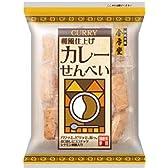 金吾堂 カレーせんべい (カレー23枚・ココナッツシナモン煎餅7枚)×12個