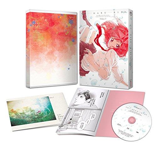 アオハライド Vol.1 (初回生産限定版)【イベント優先販売申込券付き】 [Blu-ray]