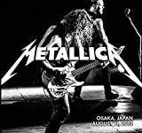 Metallica Live In Osaka 08.11.2013 2CD タワーレコード限定