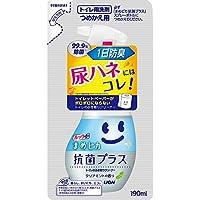 ルックまめピカ 抗菌プラス トイレのふき取りクリーナー 詰め替え 190ml