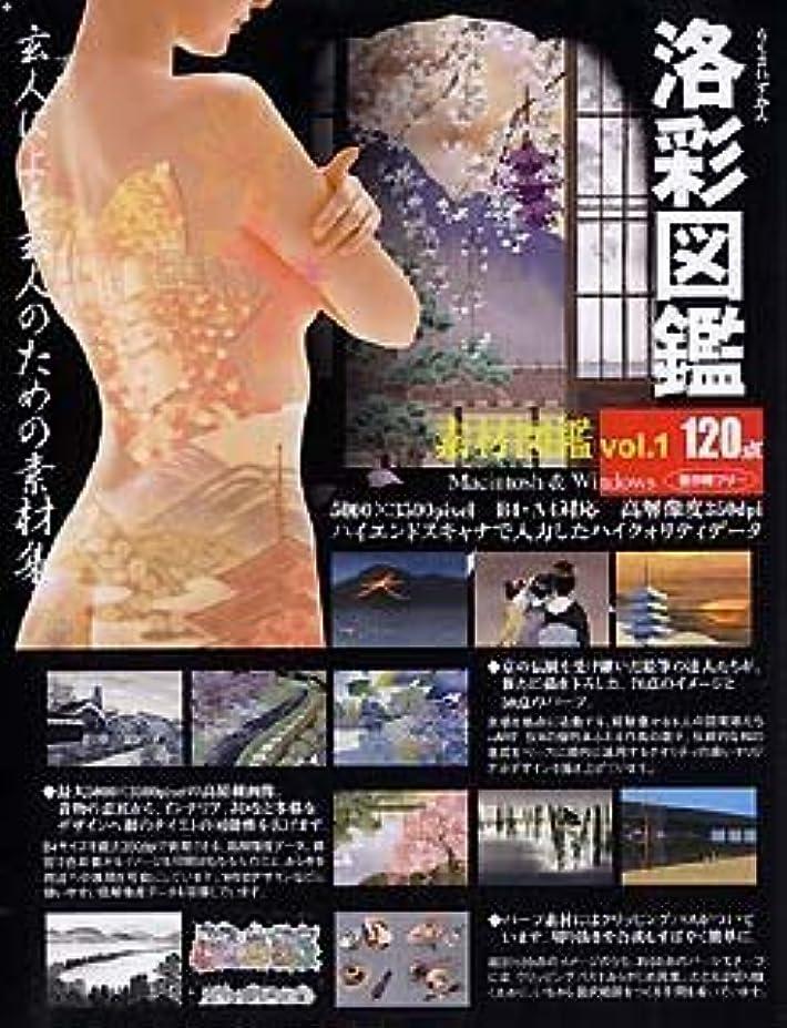 ピニオン虐殺句素材図鑑 Vol.1 洛彩図鑑