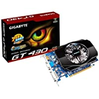Gigabyte GeForce GT 430 2 GB ddr3 PCI Express 2.0 DVI - I / HDMI / D - Subグラフィックスカードgv-n430 – 2 GI