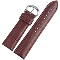Grow0606 Band for watch genuine leather fashion bracelet strap wristband 18mm 20mm 22mm