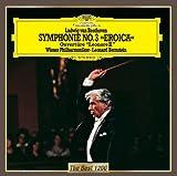 ベートーヴェン:交響曲第3番「英雄」、「レオノーレ」序曲第3番