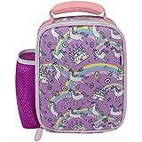 Kids Lunch Bag Box Girls Unicorn Insulated School Toddler Cooler Bag