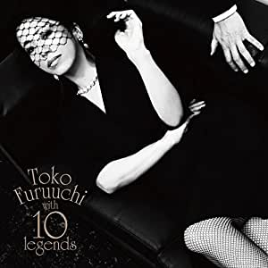 Toko Furuuchi with 10 legends