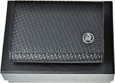 DUNHILL 【ダンヒル】 コインケース L2V380A MICRO D-EIGHT BLACK (ブラック)