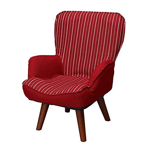 ドウシシャ 高座椅子 1人掛けソファー