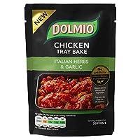 [Dolmio] Dolmioチキントレイ焼くハーブ&ガーリック150グラム - Dolmio Chicken Tray Bake Herbs & Garlic 150g [並行輸入品]