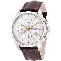 [ハミルトン]HAMILTON 腕時計 JAZZMASTER AUTO CHRONO(ジャズマスター オート クロノ) H32596551 メンズ 【正規輸入品】
