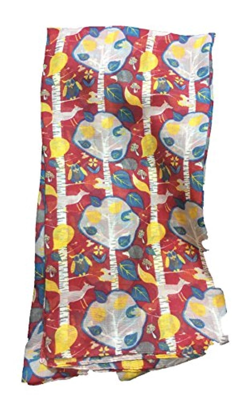 同一の造船試してみるウッドランドフォックススカーフ - これらの素敵なスカーフの上に??ウッドランドのキツネ