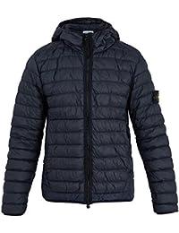 (ストーンアイランド) Stone Island メンズ アウター ダウンジャケット Hooded quilted down jacket [並行輸入品]