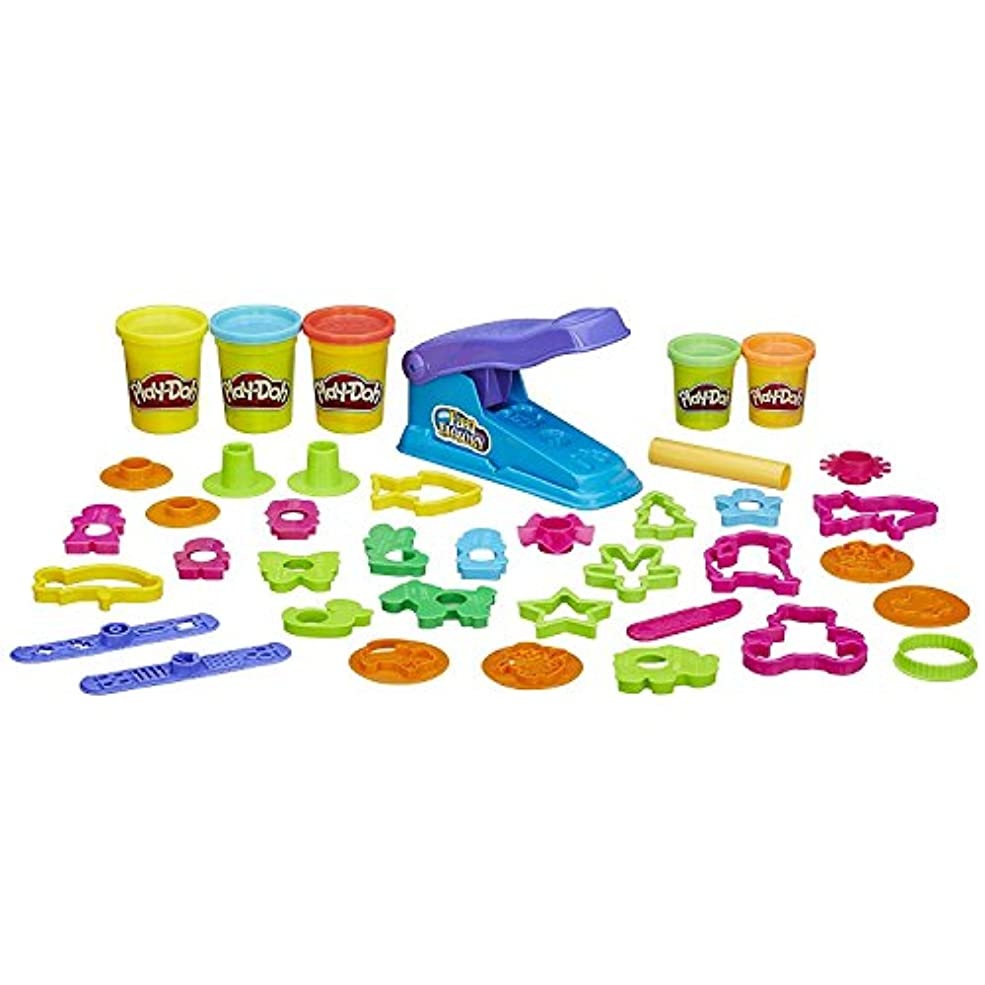 Play-Doh Fun Factory Super Set [並行輸入品]