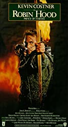 Robin Hood: Prince of Thieves [VHS] [Import]