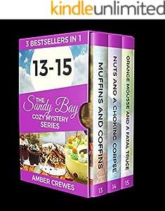 Cozy Mystery Series: Box Set 5 (Sandy Bay Series Boxset) (English Edition)
