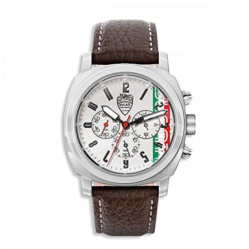レトロクォーツクロノグラフ腕時計