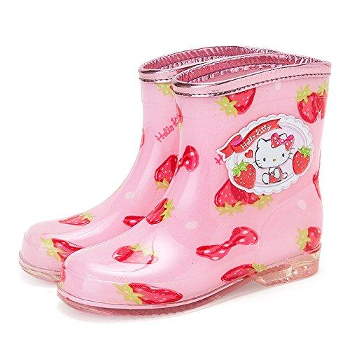 ハローキティ キッズ長靴(ベリー)19cm...