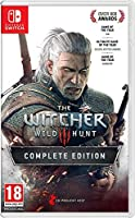 The Witcher 3 Wild Hunt Complete Edition (Nintendo Switch) (輸入版)