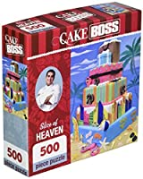 Masterpieces Slice of Heaven Cake Boss Jigsaw Puzzle (500-Piece) by MasterPieces