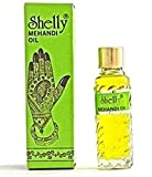 Shelly Henna / Mehandi Oil for Dark Henna on Hands (Pack of 2) by Shelly