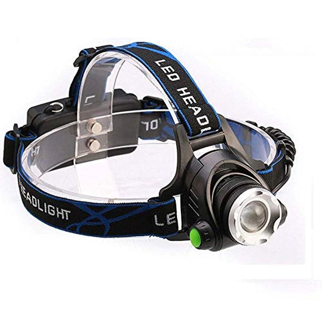 置くためにパックトロリーバス障害JKLL ランニング、キャンプ、読書、釣り、ウォーキング、ジョギング、耐久性のある軽量ヘッドライト用LEDヘッドランプ懐中電灯
