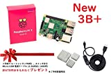 Raspberry Pi 3 Model B+ element14 英国製