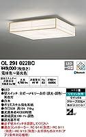 ODELIC(オーデリック) LED和風シーリングライト 調光・調色タイプ LC-FREE Bluetooth対応 【適用畳数:~12畳】 OL291022BC
