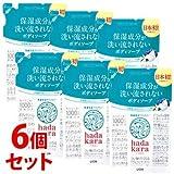 《セット販売》 ライオン ハダカラ hadakara ボディソープ リッチソープの香り つめかえ用 (360mL)×6個セット 詰め替え用