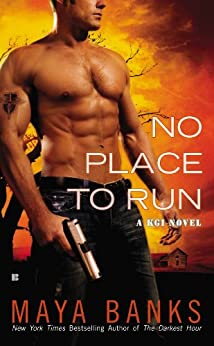 No Place to Run (KGI series) by [Banks, Maya]