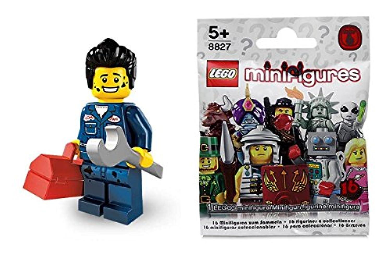 レゴ(LEGO) ミニフィギュア シリーズ6 (Minifigure Series6)整備士 【8827-15】