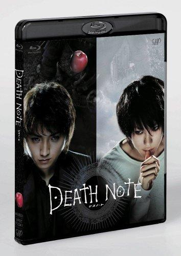 DEATH NOTE デスノート [Blu-ray]の詳細を見る