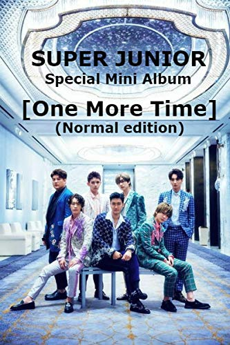 Super Junior スペシャルミニアルバム - One More Time (通常盤)