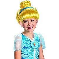 WMU - Disney Kids Cinderella Wig, , One-Size [並行輸入品]