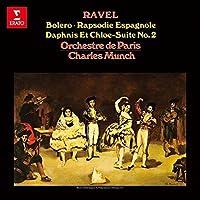 ラヴェル:ボレロ、スペイン狂詩曲、「ダフニスとクロエ」組曲第2番(UHQCD)