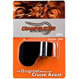 Crampbuster CB4 Black Throttle Mounted Motorcycle Cruise Assist