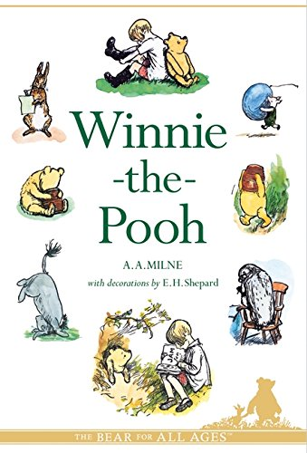 Amazon winnie the pooh kindle edition by a a milne e h milne a awinnie the pooh voltagebd Image collections