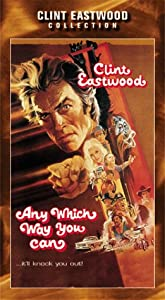 Any Which Way You Can [VHS] [Import]