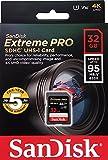 SanDisk サンディスク SDHC カード 32GB Extreme Pro UHS-I 超高速U3 Class10 5年保証 [並行輸入品]