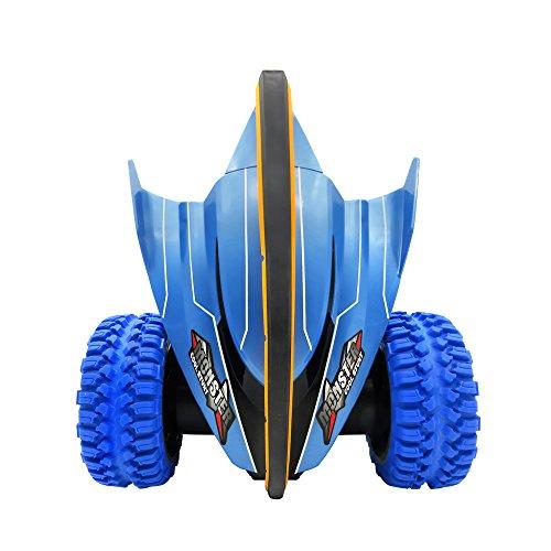 Goolsky Flytec 015 RCカー 1/14 Mobula クレイジー悪魔魚 モンスター 2.4G ワンキー高速 スピン スタント カー スパークル ライト RCカー おもちゃ ラジコン 車 デビル フィッシュ