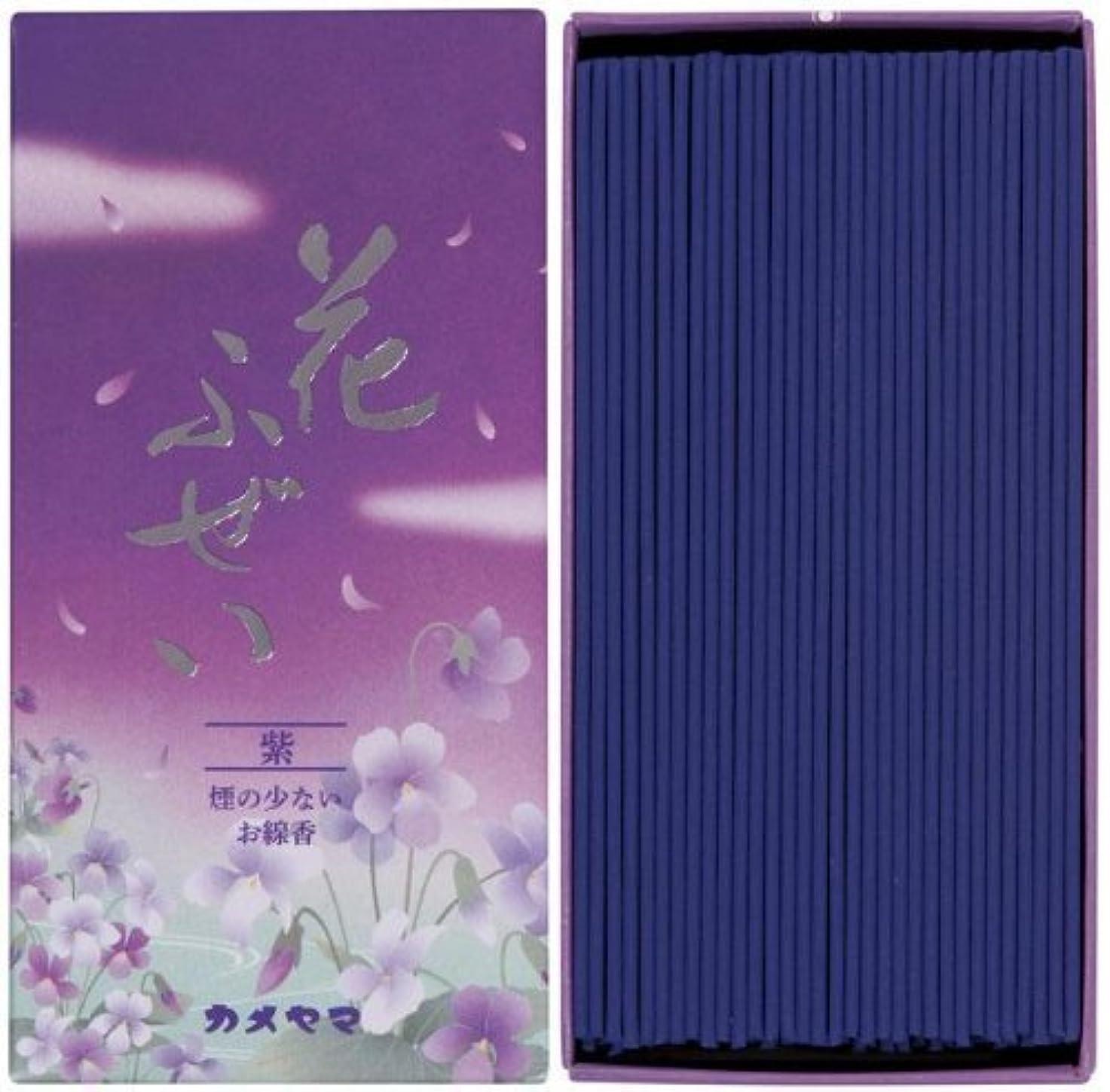 レース対処離婚花ふぜい 紫 煙少香 × 3個セット