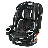 Graco 4Ever DLX 4 in 1 Car Seat, Zagg, 22.75 pounds