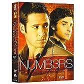 ナンバーズ 天才数学者の事件ファイル シーズン3 コンプリートDVD-BOX Part 1