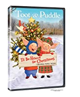Toot & Puddle: I'll Be Home for Christmas [DVD] [Import]