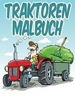 Traktoren Malbuch