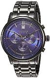 [トミーヒルフィガー] 腕時計 KYLE 1791633 メンズ ブラック [並行輸入品]