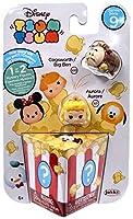 Disney Tsum Tsum Series 9 Cogsworth & Aurora 1-Inch Minifigure 3-Pack #930 & 921 [並行輸入品]