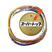 よつあみ(YGK) ナイロンライン スーパートップ 100m 25号 28kg 5色