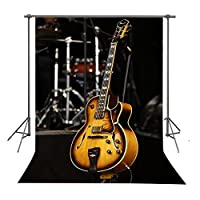 fuermor 5x 7ftバイオリン学校の子の写真小道具バックドロップスタジオ写真背景huifu143