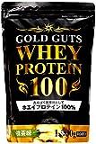 ゴールドガッツ ホエイプロテイン100 抹茶味 1000g