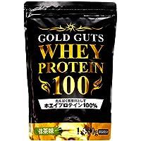 【Amazon.co.jp限定】GOLD GUTS ゴールドガッツホエイプロテイン100 抹茶味 1000g